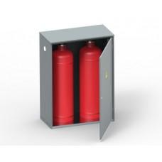 Шкаф для газовых баллонов ШГР 50-2